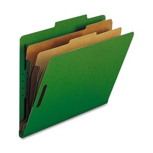 Classification File Folders