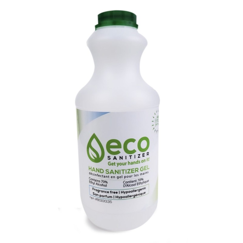 Eco Sanitizer Hand Sanitizer Refill 1 Litre