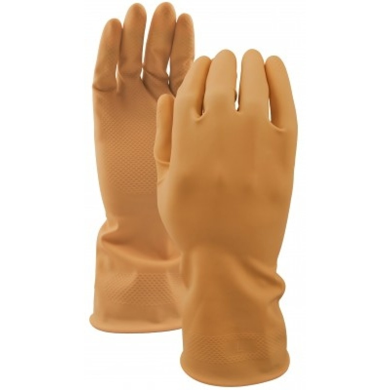 "Marigold Gloves 12"" 18 mil XL"