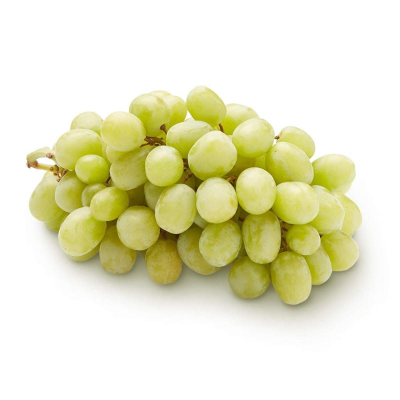 Fresh Green Grapes - 2 lb