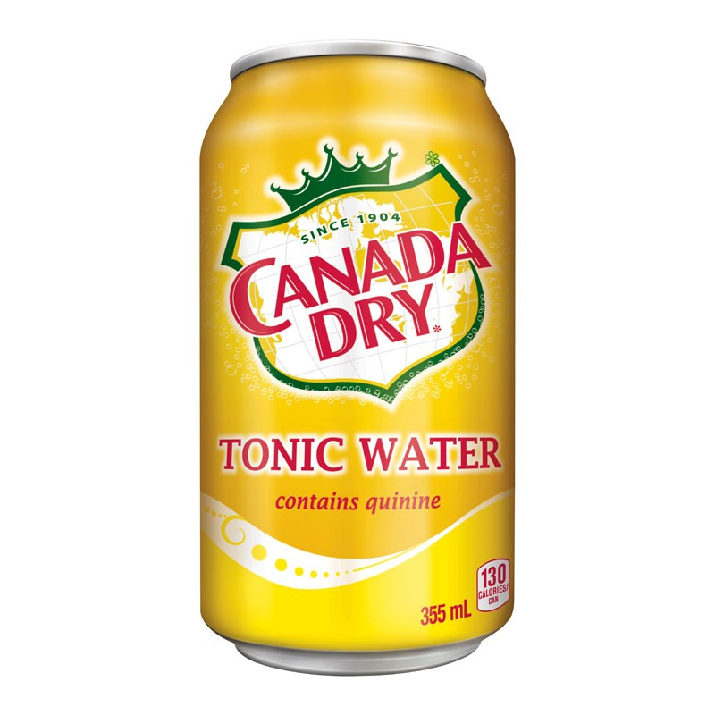 Canada Dry Tonic Water 12/355mL