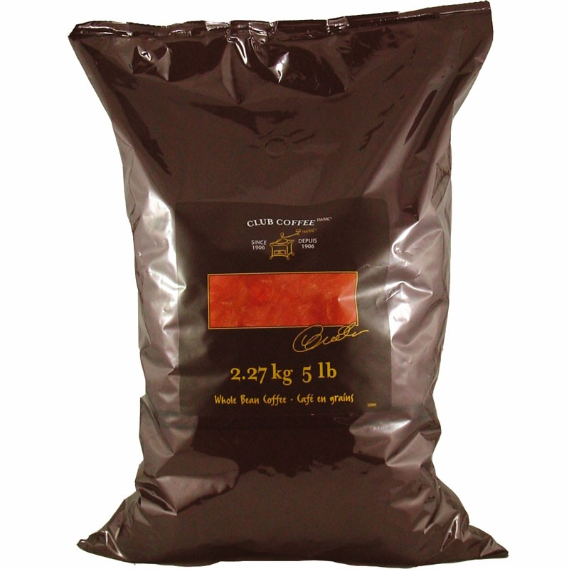 Club Coffee Whole Bean Coffee - Good Host Premium - 2.27 Kg (5 lb)