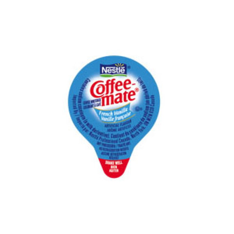 Coffee Mate Single Serve Creamers French Vanilla 180/11mL