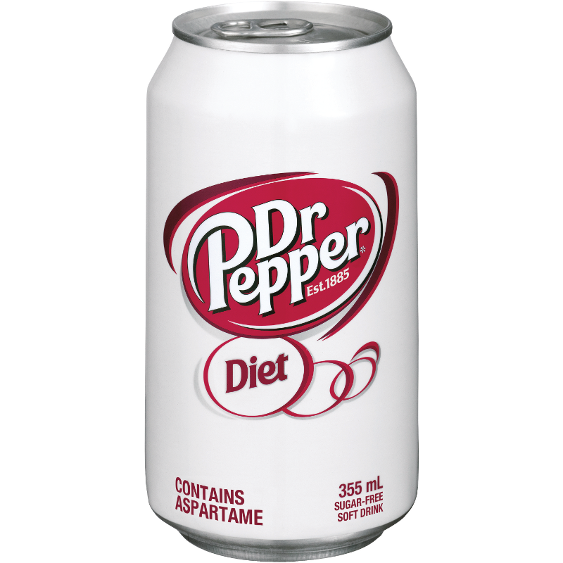 Diet Dr Pepper 12/355mL