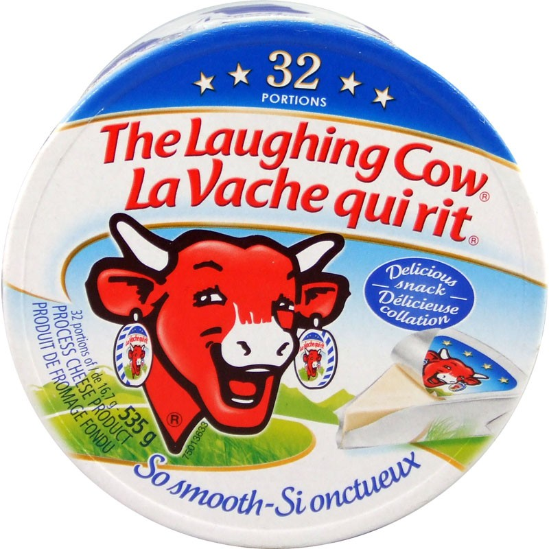 Laughing Cow Cheese Portions 32/16.7g