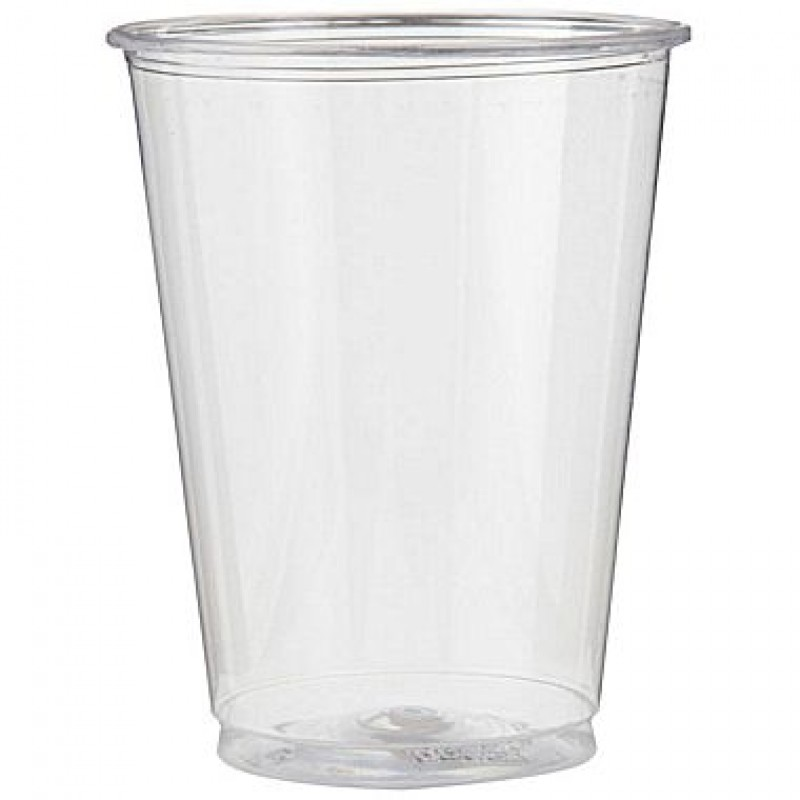 Dixie Clear Plastic Cup 7 oz.