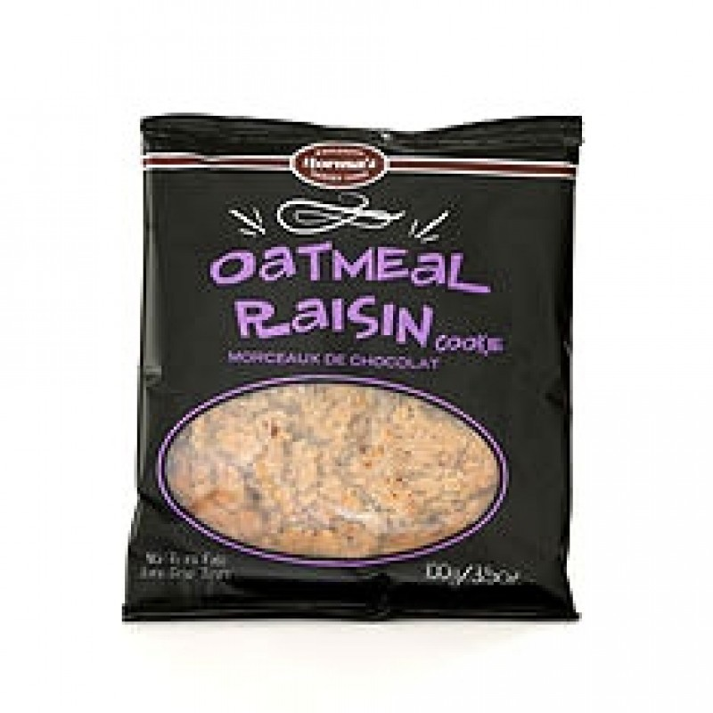 Norma's Oatmeal and Raisin Cookies 100 g