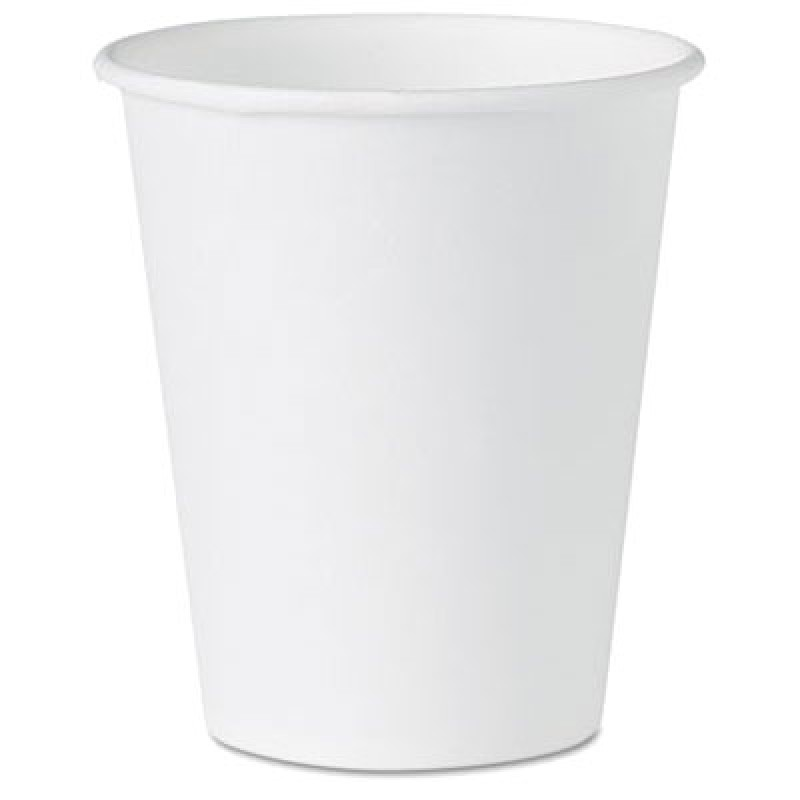 Solo Bistro Hot Drink Cups 8oz 1000ct