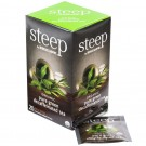 Bigelow Steep Organic Pure Green Decaffeinated Tea - 20/Box