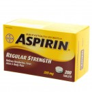 Bayer Aspirin - 325mg - 100pk