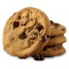 English Bay Batter Chocolate Chip Cookies - Frozen Unbaked - 256/28g