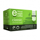 Ethical Bean Classic Single Serve Coffee 12/Box