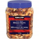 Kirkland Signature Extra Fancy Mixed Nuts with Macadamias - 1.13kg