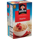 Quaker Regular Instant Oatmeal - 10 Pack/28 Grams