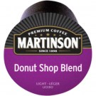 Martinson Donut Shop Blend Coffee RealCups 24/Box