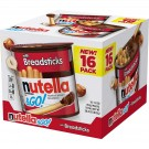 Nutella & Go Snack Pack - Hazelnut Spread with Breadsticks - 16/Pack