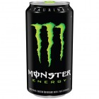Monster Green Energy Drink 12/473 mL
