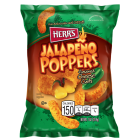 Herr's Jalapeno Popper Cheese Curls - 42 Pack/28 Grams