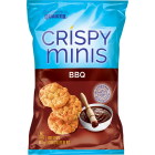 Quaker Crispy Minis BBQ Rice Chips - 32 Pack/33 Grams