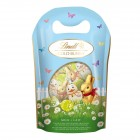Lindt Easter Milk Chocolate Gold Bunny Pouch - 394 Grams