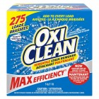 Oxi Clean Max Efficiency Stain Remover 5kg