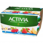 Danone Activia 0% Fat Yogurt - 12 Pack/100 Grams