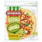 Dempster's Garden Vegetable Tortillas 15/61 g