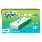 Swiffer Sweeper Wet Mopping Cloth Refill - 60/Box