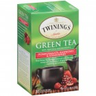 Twinings Pomegranate, Raspberry & Strawberry Green Tea 20 pk