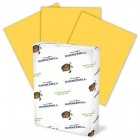 "Hammermill Golden Rod Copy Paper 20lb 8.5"" x 11"" FSC 500 Sheets / Ream"