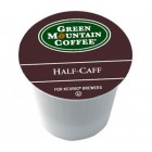 Green Mountain Coffee Half Caff Decaf  K-Cup 24/Box