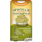 Wholly Guacamole Classic Guacamole Mini Cup - 12 Pack/57 Grams