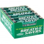 Breath Savers  Mints Wintergreen 18/22 g
