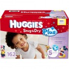 Huggies Diapers - Size 5 - 198 Count