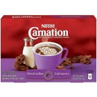 Carnation Hot Chocolate with Marshmallows - Envelopes - 10 Pack/25 Grams