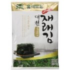 ChoripDong Korean Seaweed Snack - Roasted w/Olive Oil & Sea Salted - 5 Grams