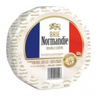 Brie Normandie Double Creme Cheese - 550 Grams