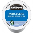 Martinson Kona Blend Coffee RealCups 24/Box