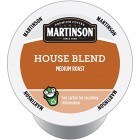 Martinson House Blend Medium Roast Coffee RealCups 24/Box