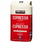 Kirkland Signature Starbucks Roasted Espresso Whole Bean Coffee - 908 Grams (2 lb)
