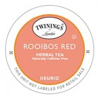 Twinings Pure Rooibos Red Herbal Tea K-Cups 24 pk