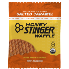 Honey Stinger Gluten Free Salted Caramel Waffle Sandwich Cookie 34 Grams / 16 Pack