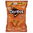 Doritos Zesty Cheese Tortilla Chips 48/45 g