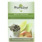 Mighty Leaf  White Orchard Tea 15 pk