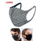 Global Washable Face Mask in Mosaic Design