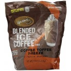 Caffe D'Amore Frappe Freeze Crunch Coffees, Coffee Toffee, 2.75-Pound