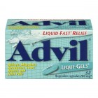 Advil Liquid Gels Regular 32 pk