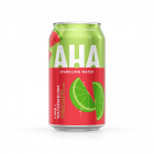 AHA Sparkling Water - Lime + Watermelon - 12 Pack/355 mL