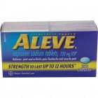 Aleve Pain Reliever 220mg 250pk
