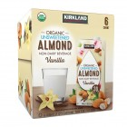 Kirkland Signature Organic Beverage - Vanilla Almond - 6 Pack/946 mL